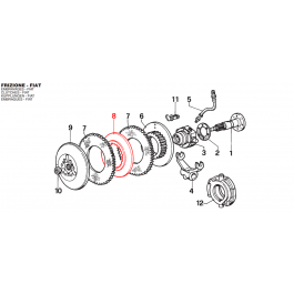 Scritta Veloce Per Giulia Sprint GT Veloce  16686 likewise Wiring Diagram Alfa Romeo Gtv furthermore 71309856 Radiatore Fiat together with 236  plete Set Vitres Fiat 128 Coupe 1100s 118 Lm093v1 in addition 76072941 Assale Anteriore. on alfa sprint