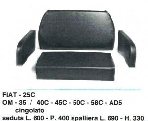 Sedile SE1002