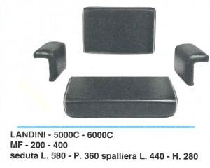 SE1010 sedile