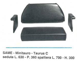 SE1013 sedile