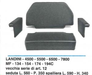 SE1029 sedile