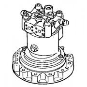 71402348 Motore di Rotazione FIAT